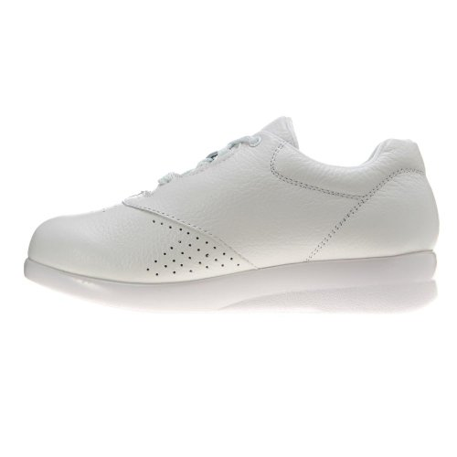 Pw Minor Casual Sneakers Da Donna In Pelle Grigio Moda Bianco