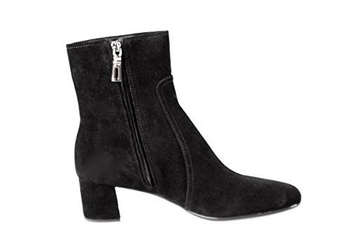 en 3t5524half boot cuir Prada femme YqT5xnR