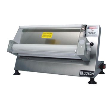 Doyon DL18SP Countertop 18'' Dough Roller Sheeter - One Stage by Doyon