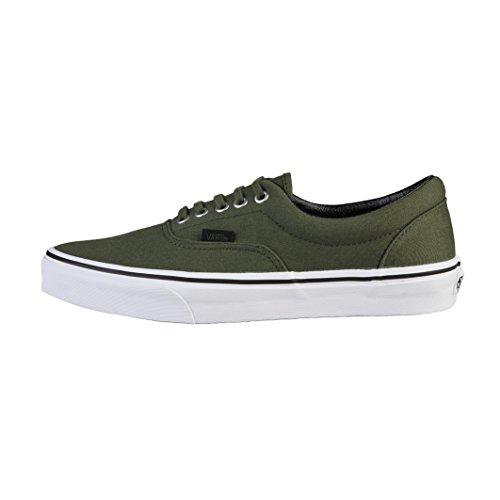 Vans U ERA Zapatillas Sneakers Verde para Hombre