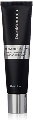 bareMinerals Blemish Remedy Mattifying Prep Gel, 1 Fluid Ounce