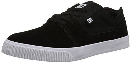 DC Men's TONIK Shoe, black/white/black, 7 D D US