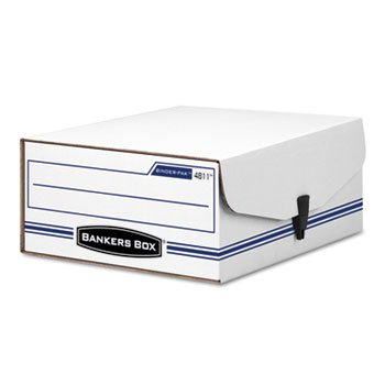 - FEL48110 - Bankers Box Liberty Binder-Pak - TAA Compliant