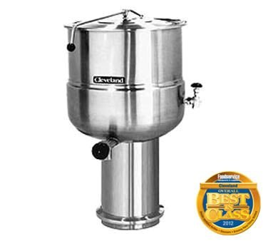 Cleveland Range 40 Gallon Direct Steam Kettle