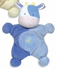 Preferred Comfort Cuddly Rattle Toy Blue product image