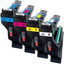 Magicolor 5440dl Color - Ink Now Premium Compatible Combo Pack (all 4 colors) Toner for Konica-Minolta Magicolor 5430, 5430DL, 5440, 5440DL printers, OEM Part Number 1710580-001, 1710580-004, 1710580-003, 1710580-002 Page Yield 24000