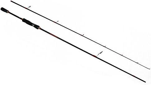 ポータブルアウトドア釣りロッドルアーSpinning釣りロッドカーボンファイバー釣りロッドWindancerライトwdt-75