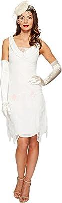 Unique Vintage Womens Hemingway Flapper Dress