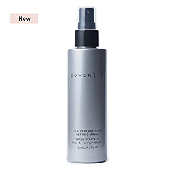 Amazon.com : High Performance Setting Spray By Cover FX : Beauty