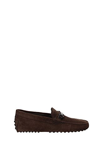 Tod's - Mocasines de Piel para hombre marrón marrón Marrón