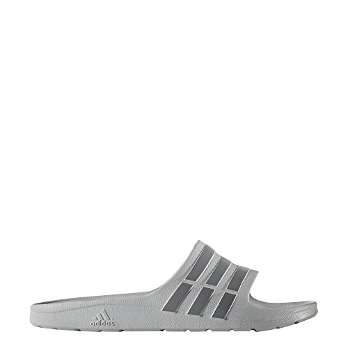 Clair Gris Duramo Unisexes Tongs Slide Adidas TxqXgBg