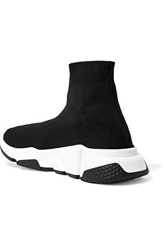 514f14229f46f Mens BALENCIAGA Speed Trainer Fashion Shoes (9.5)  Amazon.com  Books