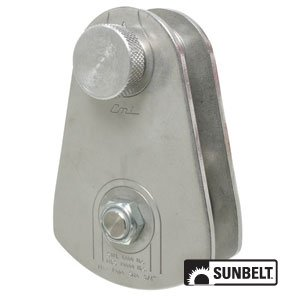 RIGGING BLOCK-CMI-PULLEY-3/4''-STEEL by SUNBELT OUTDOOR PRODUCTS