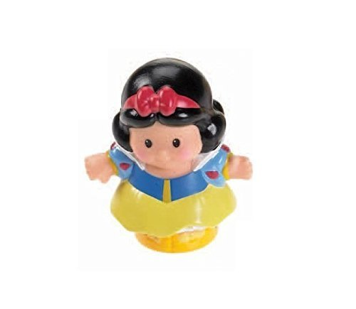 Mattel Little People (Fisher Price Little People Interactive Disney Princess Castle Songs Palace Fairytale Replacement Snow White Figure)