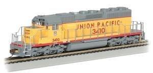 Bachmann Industries Union Pacific EMD SD 40-2 Diesel Locomotive (Union Locomotives Pacific Diesel)