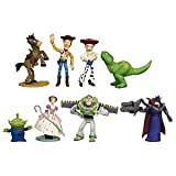 Toy Story and beyond Figurine Set Toys ~ Collectible 8pc