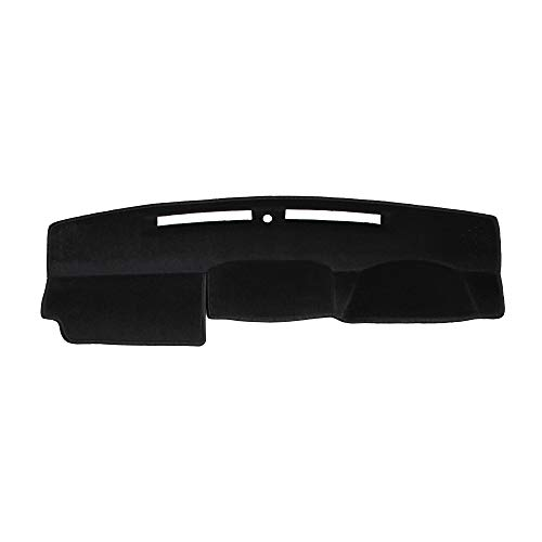 AutoTech Zone Dashboard Protector Dash Mat Sun Cover for 2015-2018 Ford Mustang, Reduce Hazardous Windshield Glare