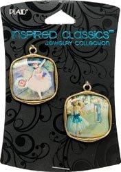 Bulk Buy: Plaid Crafts Inspired Classic Masters 2/Pkg Multicolor/Degas Dancer (3-Pack)