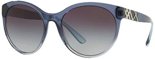 Sunglasses Burberry BE 4236F 35998G BLUE - Blue Sunglasses Burberry