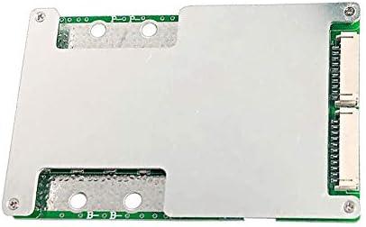 Kaxofang Tablero de ProteccióN del Cargador de BateríA de Litio 20S 72V 50A BMS con Balance de BateríA de Potencia Tablero de ProteccióN de PCB Mejorado