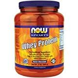Now Foods Whey Protein Dutch Chocolate – 2 lb 2 Pack Review