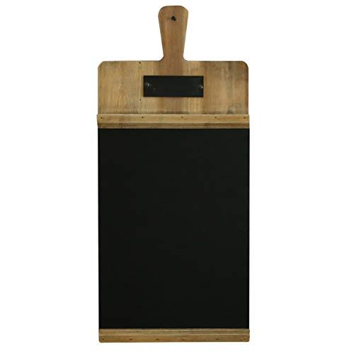 LIANGJUN Message Board Chalkboards Retro Do The Old Solid Wood Wall Mount Do The Trays Balcony Garden (Color : Wood, Size : 62x48cm) by LIANGJUN-lyj (Image #9)
