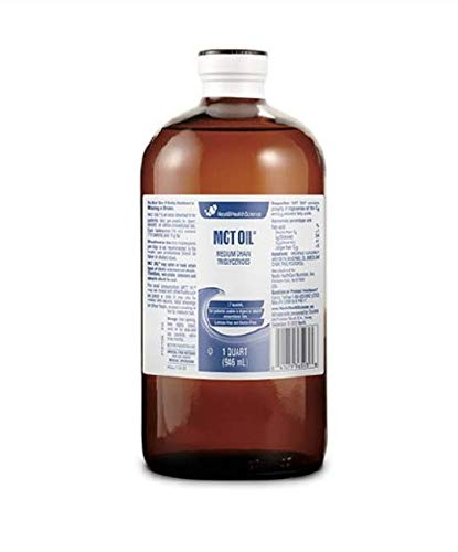 Nestle Mct Oil For Patients Unable To Digest Or Absorb Conventional Fats - Model 036513 by Nestle