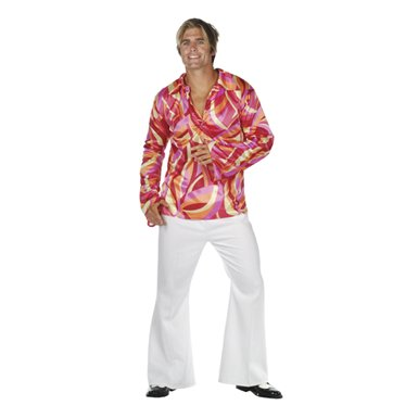 70s disco inferno fancy dress - 8