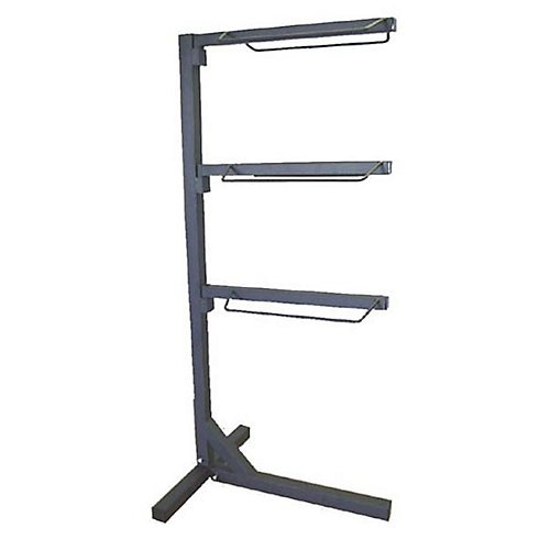 Apple Picker 3 Arm Stackable Saddle Rack by Apple Picker