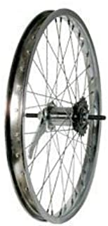 ACTION WHEEL STEEL 20X1.75 REAR COASTER BRAKE by Action