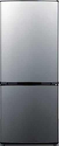 Summit FFBF101SS Refrigerator, Stainless Steel