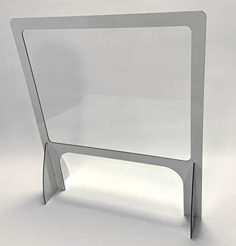 KMINA - Mampara Protección Mostrador, Mampara Mostrador de PVC ...
