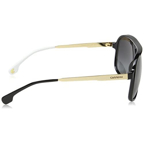 636c2685ef Outlet Carrera 1007/S 9O 807, Gafas de Sol Unisex-Adulto, Negro ...