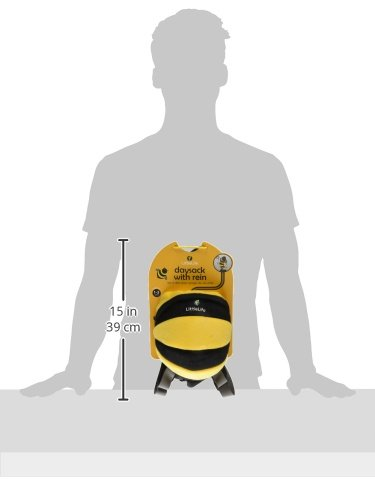 LittleLife Toddler Daysack Bee, kids rucksack with detachable reins! mehrfarbig
