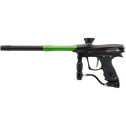 Proto Rail MaXXed Paintball Gun - Black Lime