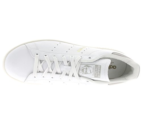Adidas Stan Smith Schuhe footwear white-clear granite - 45 1/3