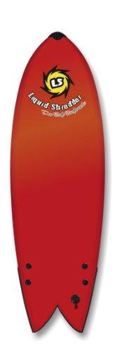 Liquid Shredder Fish Softsurfboard