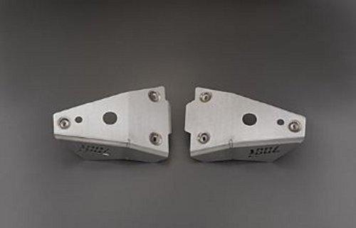 Yamaha A-Arm Skid Plates. Fits '06~'11 Raptor 700R. GYT-1S334-20-AL