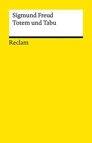 Totem und Tabu (Reclams Universal-Bibliothek)