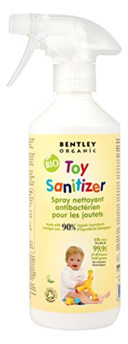 Bentley Organic Toy Sanitizer, 16.9 Fluid Ounce by Bentley Organic