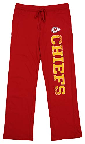 Concepts Sport NFL Ladies Chiefs Ladies Knit Pant RED LGE - Chiefs Kansas City Pajamas