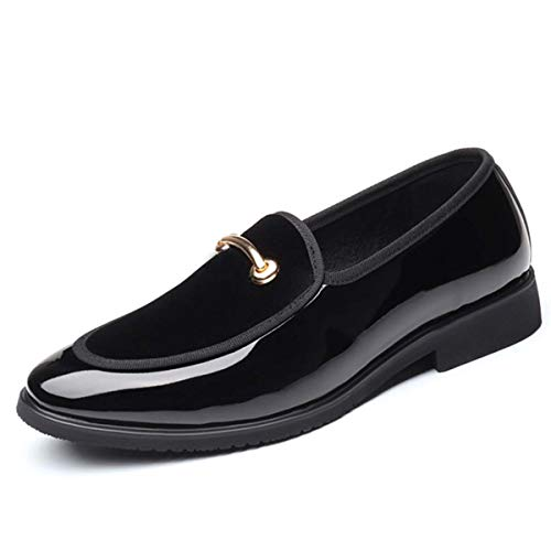 ELLIE DODD Suede Leather Loafers Men Retro Exquisite for sale  Delivered anywhere in Canada