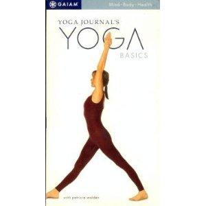 Amazon.com: Yoga Journals Yoga Basics [VHS]: Yoga Journal ...