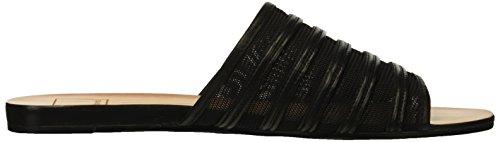 Dolce Vita Women's Katlee Slide Sandal Black Mesh tDQigQYFiB