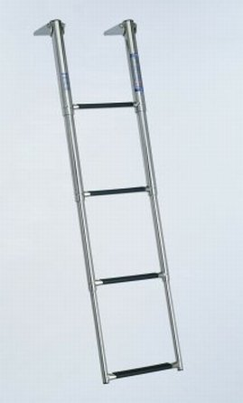 LOBO STAR WINDLINE 5501655 LOBO STAR WINDLINE INC Telescoping 4 Ladder (Windline 4 Step)