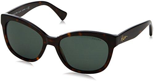0Ra5218 de Marrón Tortoise Gafas Dark para Sol Mujer Ralph TqPdP