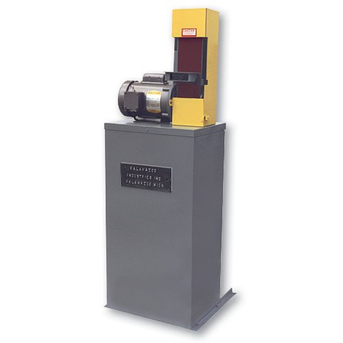 "Kalamazoo S4SV Belt Sanders with Vacuum, 1/2 hp, 4"" for sale  Delivered anywhere in USA"