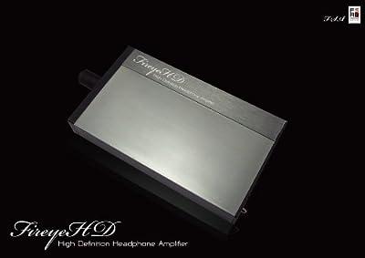 Firestone Audio - Fireye HD - Portable Headphone Amplifier