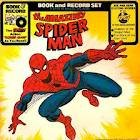 The Amazing Spider Man Book & Record Set