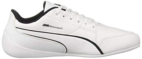 puma Bmw Blanco 05 Puma305986 Blanco Puma Cat Drift Hombre Tv085wq0